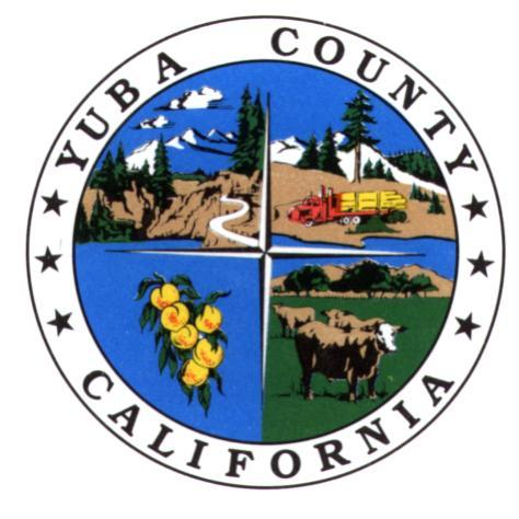 COUNTY OF YUBA REQUEST FOR PROPOSAL Consulting Services for Update of