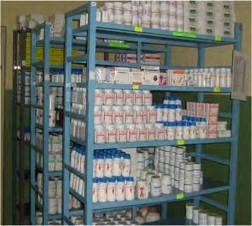 In order to avoid shortage of vital and essential drugs and costly drugs, ABC & VEN analysis was used to store the drugs.
