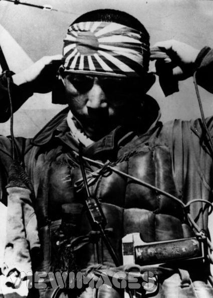 Kamikaze The Japanese threw their entire fleet into the Battle of Leyte Gulf. They tested a new war tactic: kamikaze attacks.