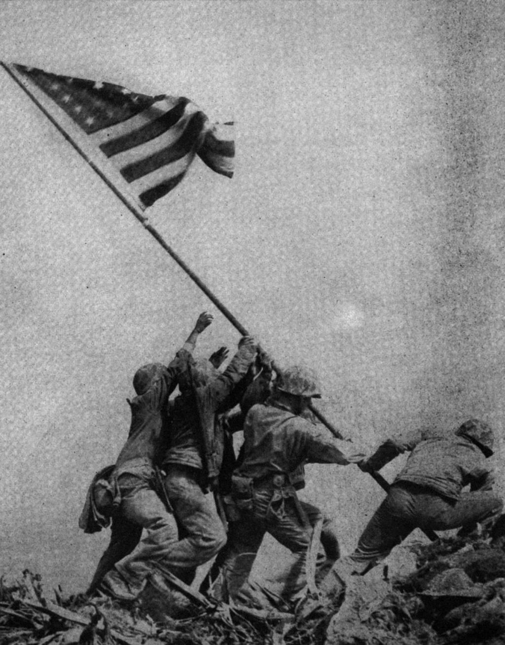 Iwo Jima The Island of Iwo Jima was critical to the U.S. as a base. From Iwo Jima the Allies could launch bombing raids against Japan.