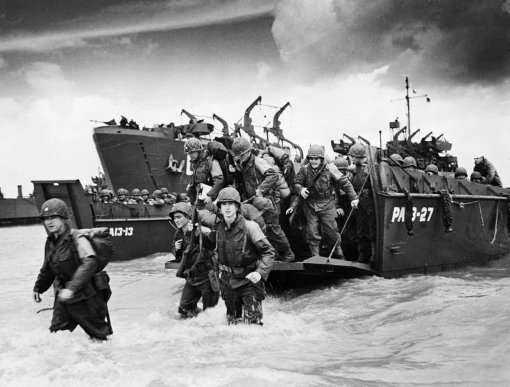 June D Day 6, 1944 D Day was the code name for the first day of Operation Overlord, the Allied invasion of Nazioccupied France.