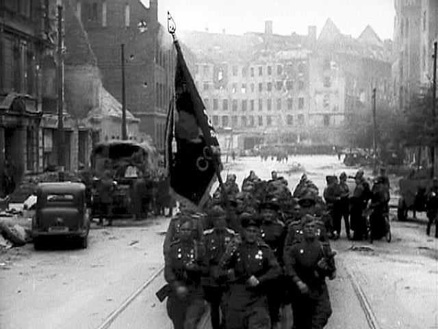 April May Fall of 1945 The Berlin fall of Berlin was one of the final battles of the European