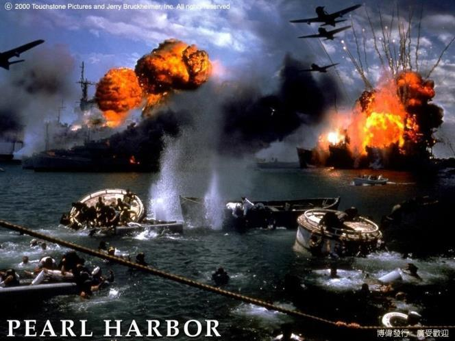Journal: Imagine you were in Pearl Harbor when it