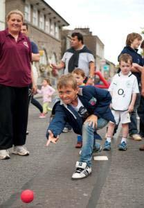 Westport Festival of Sport, organised as part of the Get Out There Adventure Festival in August 2010, proved to be a tremendous success with over 2,000 people participating in many events such as the
