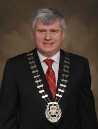 Message from Cathaoirleach and County Manager Mr. Michael Burke Cathaoirleach Mr.