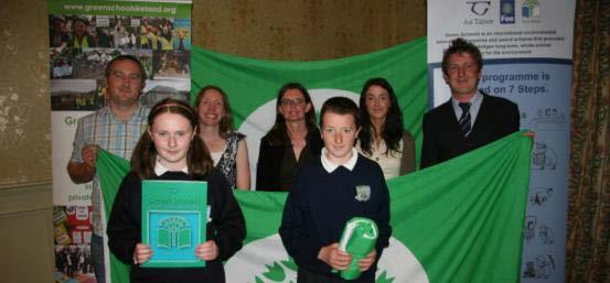 Green Schools To date there are over 175 schools registered for the Green Schools Programme in County Mayo and 123 schools have achieved Green School status.