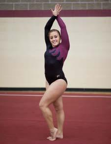 mie Krywinski All-Around, 5-3, Senior Toms River, N.J./Toms River North Junior Year (2013-14): Averaged a score of 7.992 on floor for the season... recorded a season-high score of 8.