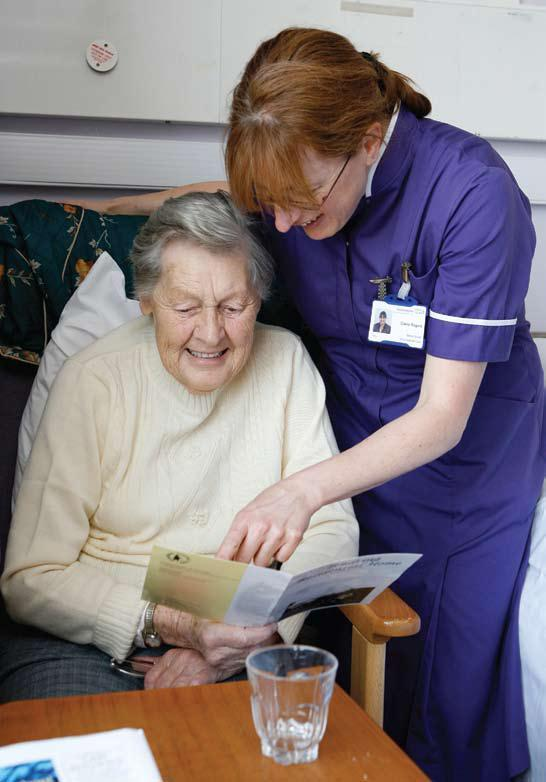 Next Steps in Southampton Patient involvement in health care will improve quality.