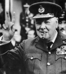 With the fall of France, Great Britain stood alone against the Nazi s Winston Churchill, the new British prime minister had already declared that his nation would never