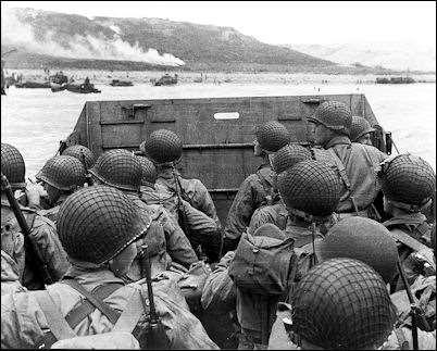 Codenamed Operation Overlord, the invasion of Normandy was the largest land and sea attack in history.