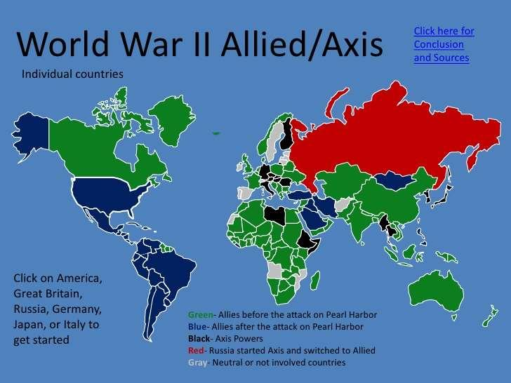 Allied Powers United