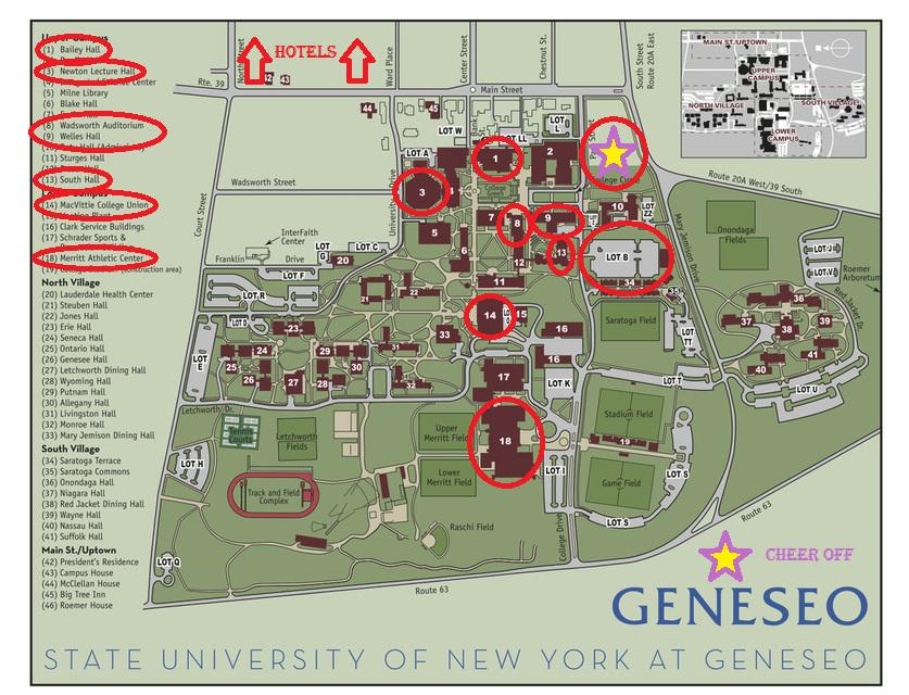 Pace University Pleasantville Campus Map.Conference Guide Index Pdf