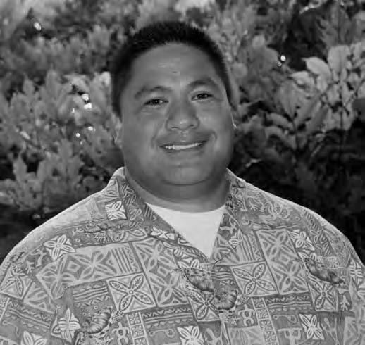 ANNUAL REPORT 2009-2010 Scholarship Recipient Spotlight BRIAN TE O College: Chaminade University of Honolulu Field of Study: Education Scholarships: Myron & Laura Thompson and Inspirational Educator