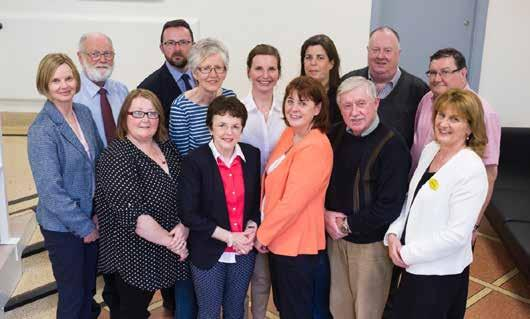 UL Hospitals Group Annual Review 2016 Patient Council The Patient Council was launched in 2016 with 11 members of the public selected along with five members of staff from UL Hospitals Group.