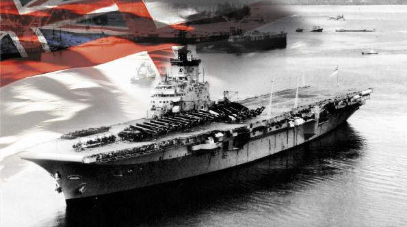 ROYAL NAVY PROTECTS MALAYSIA When the Brunei Revolt broke out, the initial British military response was not very urgent chiefly because the widespread nature of the uprising was not anticipated at