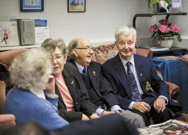 RAF Association wants to take lonely under its wing Following the successful launch of its Befriending service in Lincolnshire last December, the Royal Air Forces Association has extended the reach