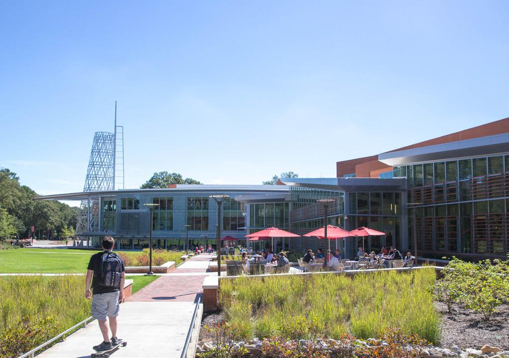 Nc State University Talley Student Union Nc State At A Glance Main