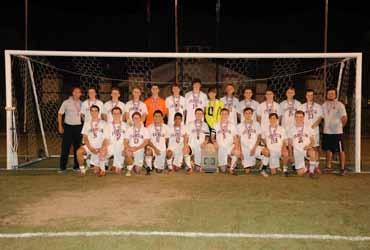 Academy of Knoxville (Knoxville, TN) Division I, Class AAA Team