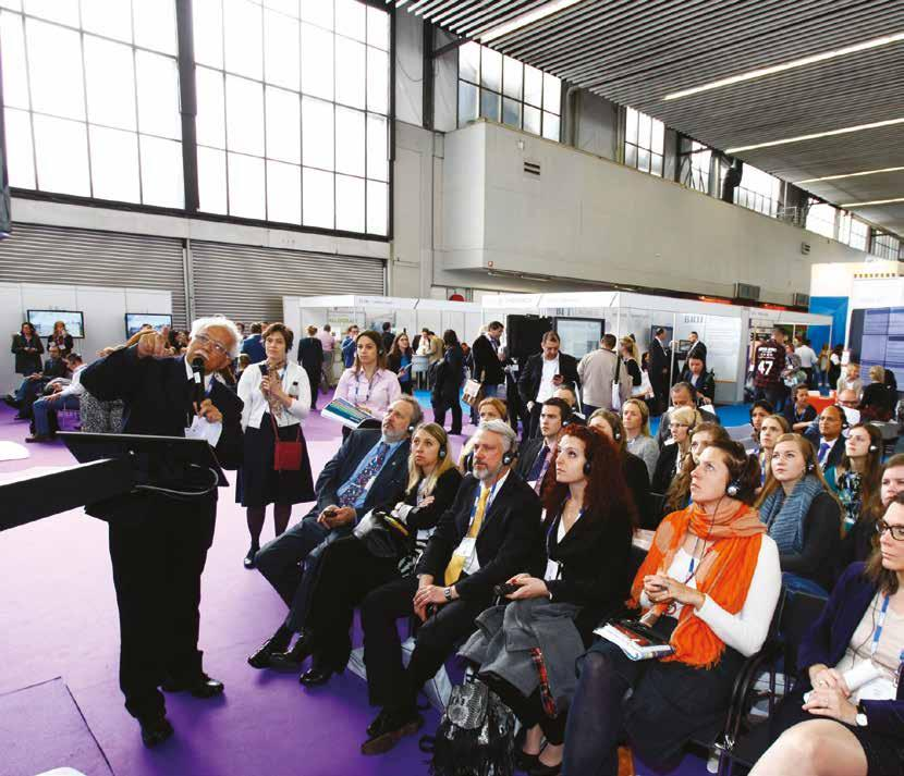 The EWMA 2018 Conference gathers the European and international wound management communities with the common goal of improving the care of wound patients.