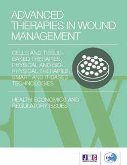 EWMA New EWMA document: Advanced therapies in wound management Alberto Piaggesi, Document Editor Presentation of the Advanced Therapies in Wound Management document is the main topic of a key session
