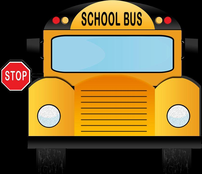 BUS TRANSPORTATION AM Drop-off: Monday Prior to school start at