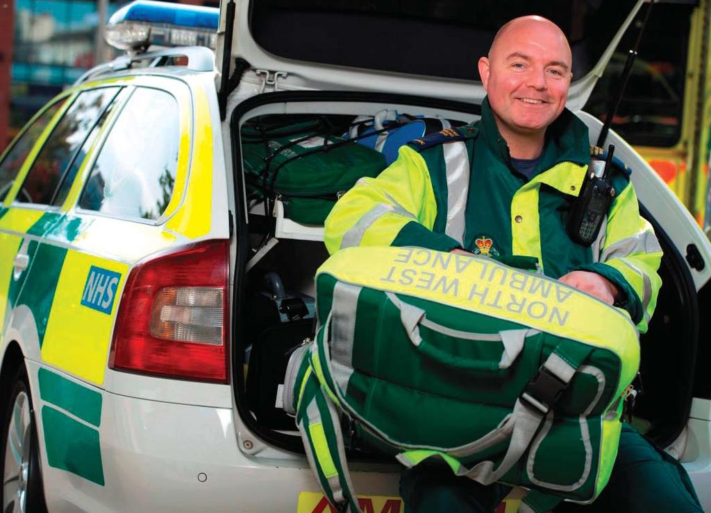 18 TOP-UP DEGREES AND CPD FOR THE MULTI-PROFESSIONAL WORKFORCE BSc (Hons) Enhanced Paramedic Practice For paramedics wishing to progress in their career to a senior or specialist level, this