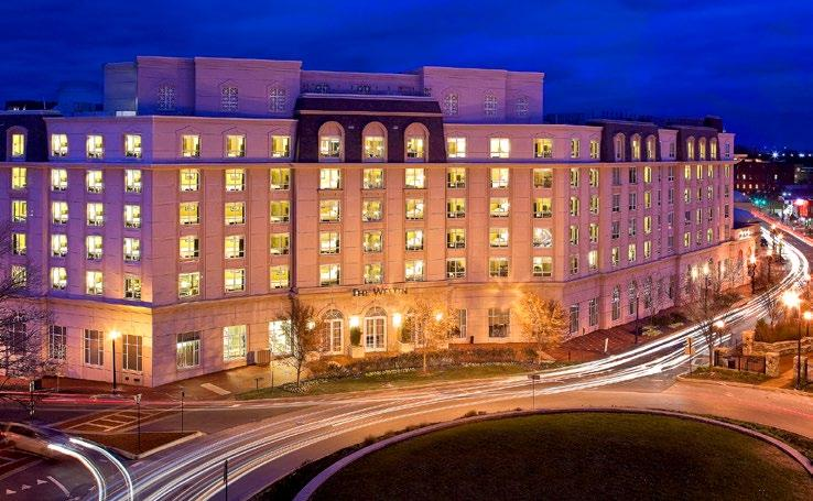 You Won t Want to Miss the MML Fall Conference, October 10-12, 2018 The Westin Annapolis, MD Every four years, MML continues the tradition of holding our annual fall conference in Annapolis to