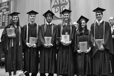 Class of 2010 Awards & Stats VALDICTORIANS: NATIONAL MERIT FINALISTS: NATIONAL MERIT Emily Bolton Gabe Buckmaster COMMENDED STUDENTS: Matthew Reilly James Canepa Allison Bednark Caroline Garvey Colin