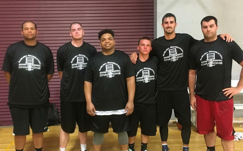 AUBURN RECREATION SUMMR 2017 Page 26 Adult Basketball Summer Leagues Men s Fast Break League Our Men s summer basketball carries on the tradition of competitive basketball in a fun environment.